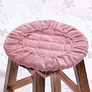 Amazon.com: Rart cojín de asiento redondo, almohadillas de ...