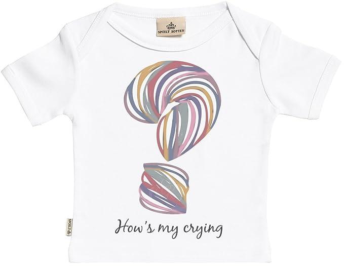 Toddler T-Shirt SR Baby T Shirt in Milk Carton Gift Box S for Big Sister Organic Short Sleeve Baby T-Shirt Baby Top