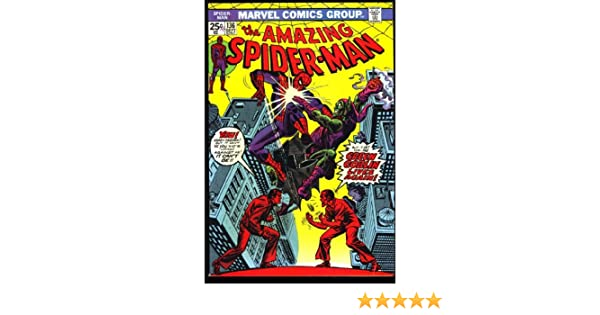 The Amazing Spider Man Vol 1 No 136 Gerry Conway Ross Andru Amazon Books