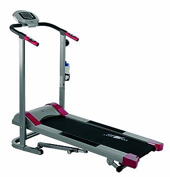 Christopeit Pro - Cinta de Correr para Fitness (magnético, Manual ...