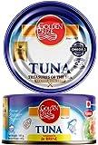 Golden Prize Tuna Flakes in Brine, 185g