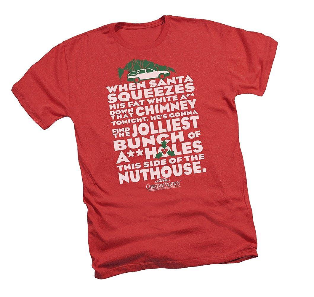 Amazon.com: Jolliest Bunch Of... -- Christmas Vacation Adult Heather ...
