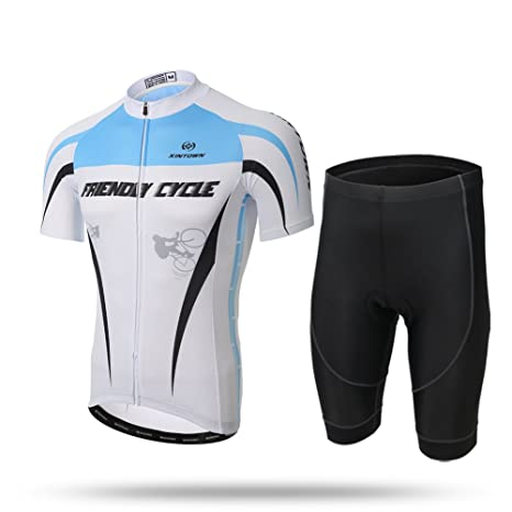d1ee5ffe8 2017 Riding Bicycle Clothing Men s Cycling Jersey 3d Silicon Padded Short  Sleeve Bicicleta Bike Cycliste Jacket