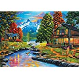 Buffalo Games - Days to Remember - Dewie Hollow - 500 Piece Jigsaw Puzzle