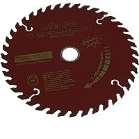 Rojo 180 mm Diámetro 40T cilindro de disco