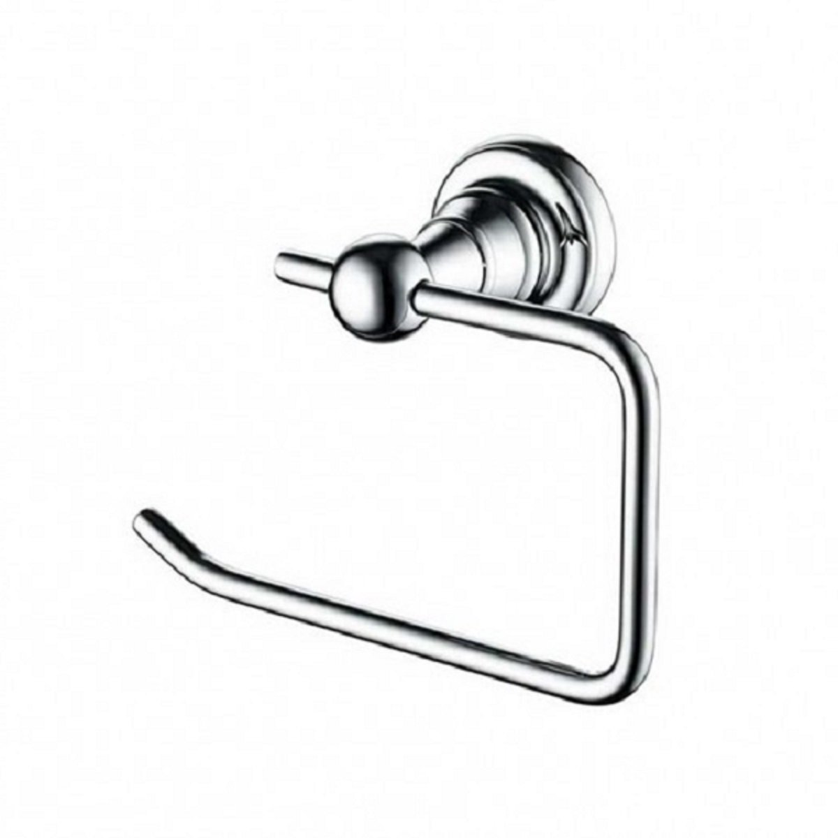 Bristan 1901 Towel Ring Brass - Chrome Plated