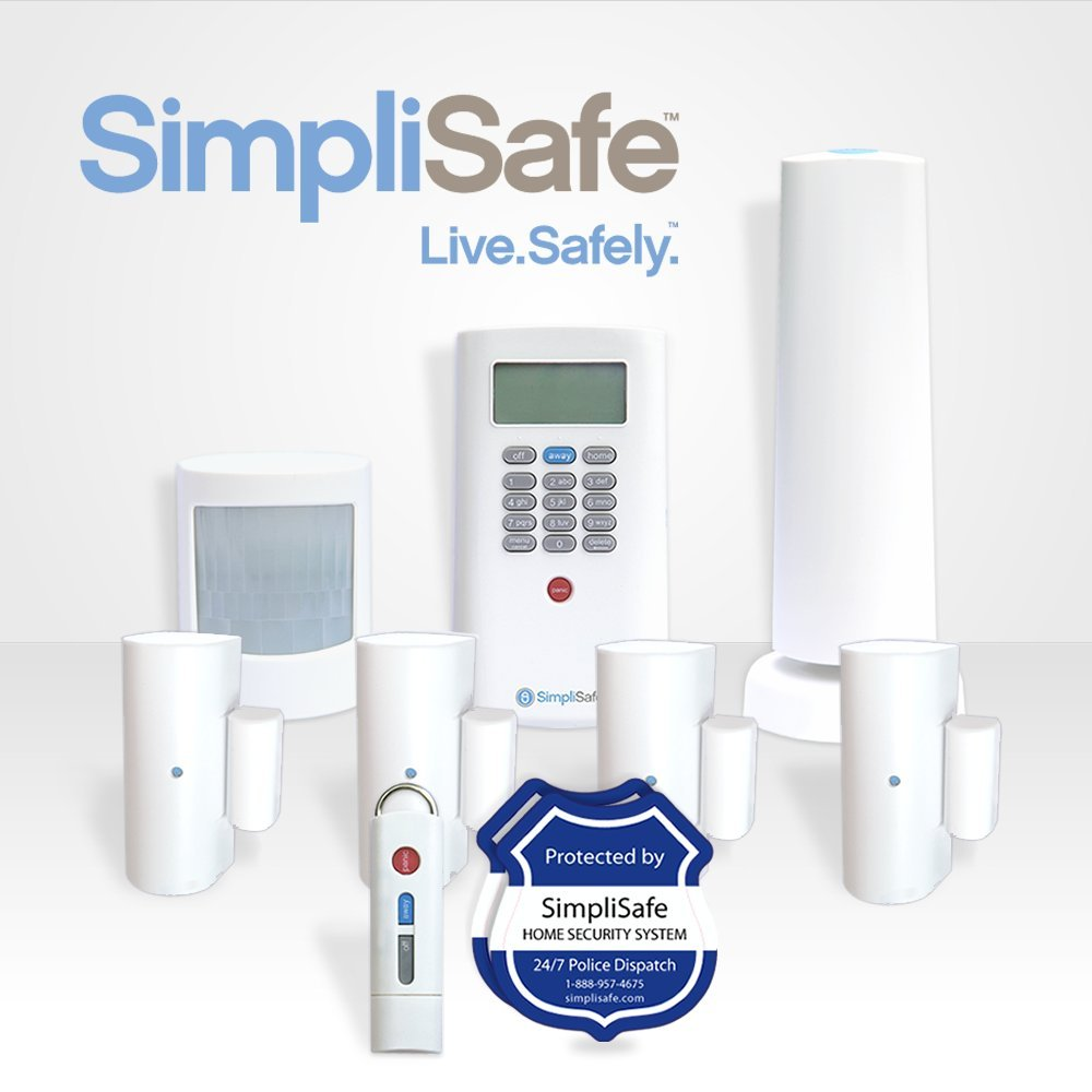 Burglar Alarm Systems Home System Wiring Diagram View Security This Wireless Can Be Installed In Your On Own Under An Hour And Does Not Require A Long Term Commitment For Monitoring
