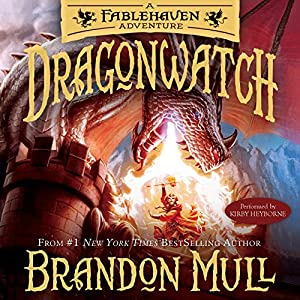 Dragonwatch Audiobook