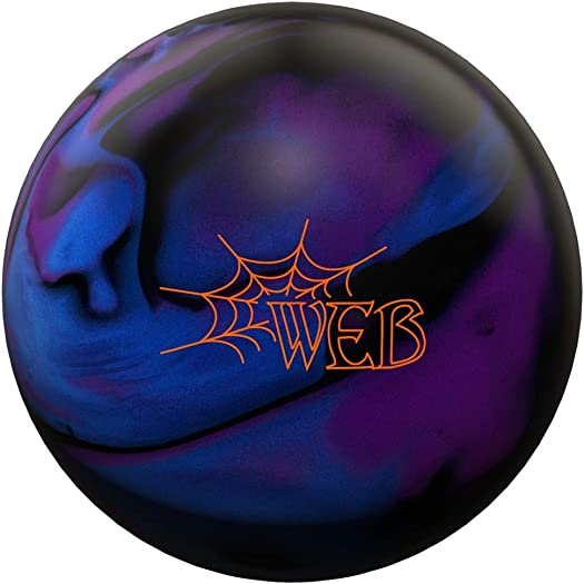 Hammer 029744028064 Web Bowling Ball, Blue Purple Black, 13