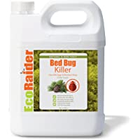 EcoRaider Natural Bed Bug Killer 1Gallon (3.87Liter), Fast Kill 100% + Kills Eggs and the Resistant, Extended Residual…