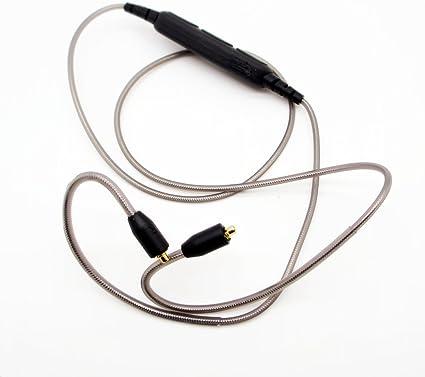 Bluetooth-Adapter für Shure SE215 SE425 SE535 SE846 SE315 Kopfhörer Kabel