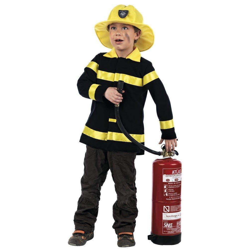 Limit Sport - Disfraz de bombero (NC099): Amazon.es: Juguetes y juegos