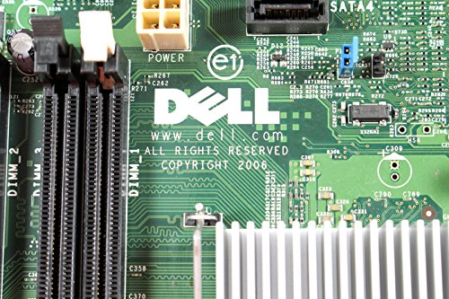 Genuine Dell Motherboard Logic Board For Optiplex 745 Small Mini Tower SMT Systems Intel Q965 Express DIMM Memory Chipset Compatible Part Numbers: TY565, HR330, KW626, RF703 by Dell (Image #4)