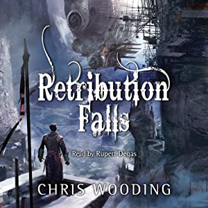 Retribution Falls Audiobook