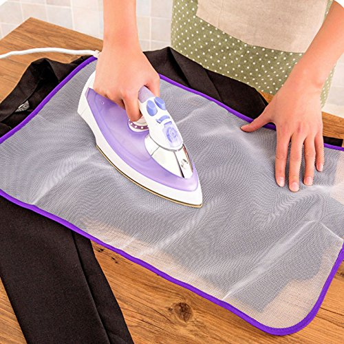 Money coming shop NEW Protective Press Mesh Ironing Cloth Guard Protect Delicate Garment (Craftsman Corner Office)