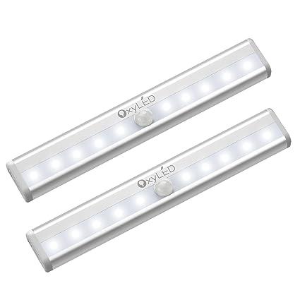 Ordinaire OxyLED Motion Sensor Lights, Cordless Closet Light Under Cabinet  Lightening, Stick On Wireless