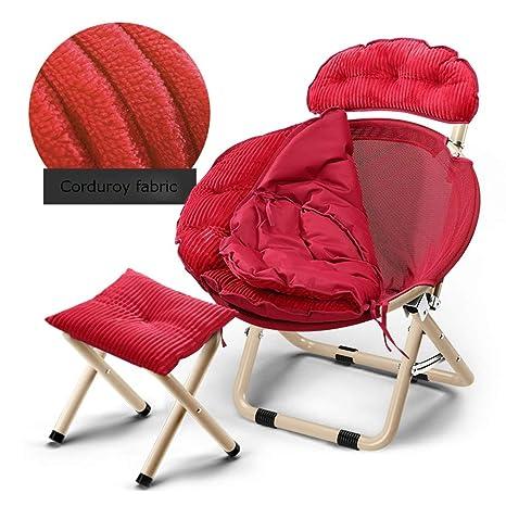 Brilliant Amazon Com Lazy Couch Jun Moon Chair Recliner Folding Chair Machost Co Dining Chair Design Ideas Machostcouk