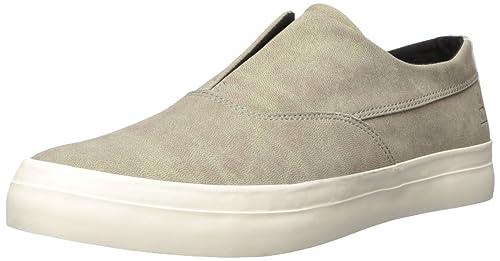 62149593ea Amazon.com  HUF Men s Dylan Slip on Skate Shoe  Shoes