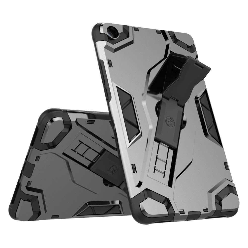 最新のデザイン CHENJUAN 高耐久 ハイブリッド アーマー Xiaomi Mipad ディフェンダー ブラック 耐衝撃 タブレットケース 折り畳み式スタンド付き ハンドストラップ 保護カバーデザイン Xiaomi Mipad 4/ Mi Pad 4 (8.0インチ) ブラック B07NK1DLCB, ウサシ:8deea690 --- senas.4x4.lt