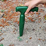 ZLY Adjustable Hand Held Garden Flower Plant Grass