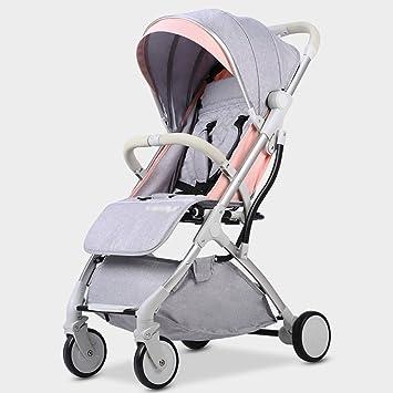 ERRU- Cochecitos de bebé reclinables de verano Cochecitos al aire ...