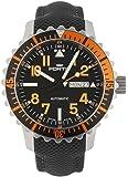 Fortis Aquatis Marinemaster Day/Date Orange 670.19.49 LP