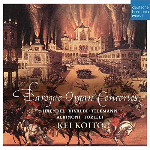 Baroque Organ Concertos -