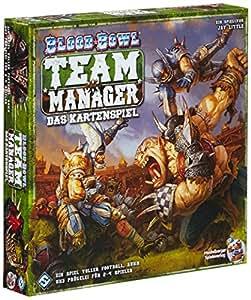 Heidelberger Spieleverlag HE414 - Blood Bowl: Team Manager, juego de mesa [Importado de Alemania]
