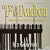 D is for Deadbeat: A Kinsey Millhone Mystery | Sue Grafton