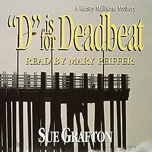 D is for Deadbeat Audiobook