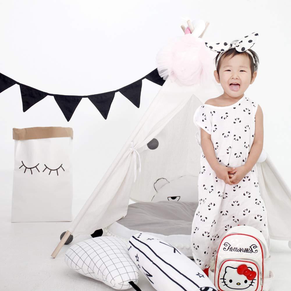 ... RubyShopUU AINAAN 100% Muslin Cotton Baby Thin Sleeping Bag for Summer Baby Sleeveless Sleepsacks Saco De Dormir para Bebe Sacks : Sports & Outdoors