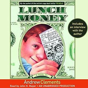 Lunch Money Audiobook