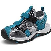 BaiMoJia Sandalias Niños Niñas Verano Deportes al Aire Libre Zapatos Cerrados de Playa