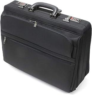 d&n Business Line Aktenkoffer aus Nylon schwarz