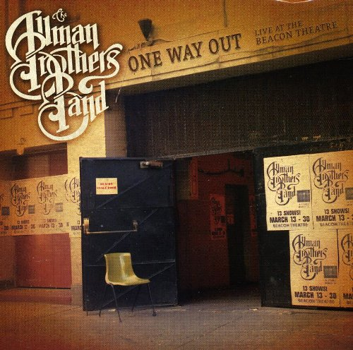 CD : The Allman Brothers Band - One Way Out (CD)