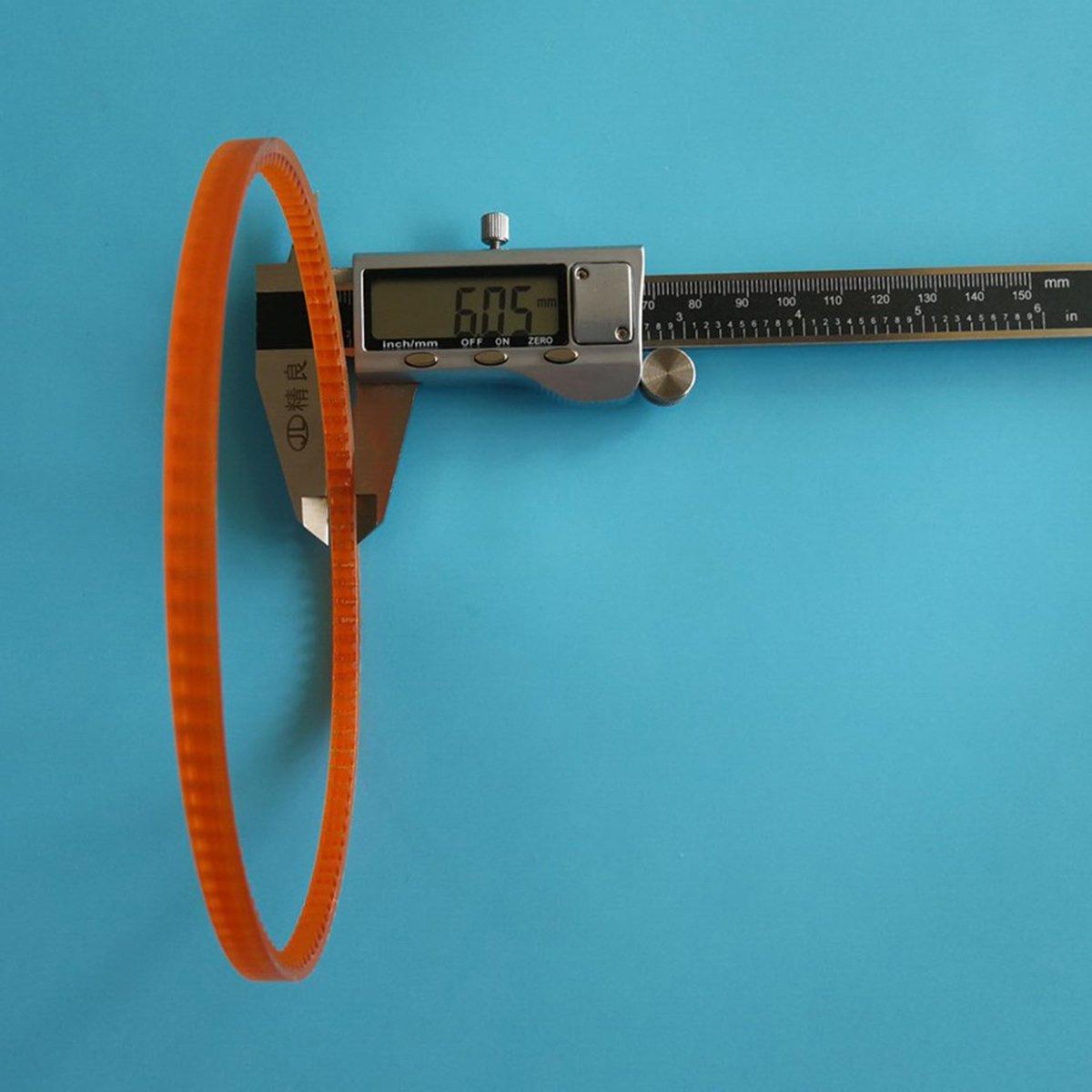 KUNPENG 222,301,301A Sewing 5 #194144 Motor Belt for Singer Featherweight 221