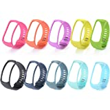10PCS Replacement Bracelet Wrist Strap Wrist Band w/ Clasp Per Samsung Gear Fit SM-R350 Bracelet TH100