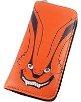Touirch Anime Long Uzumaki Naruto Wallet Toy Purse