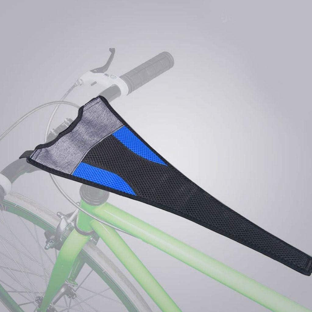 freneci 3Pcs Rennrad Roller Trainer Schwei/ßf/änger Net Strap Frame Guard
