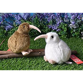 High Quality Bird Birthday Gift New Zealand Kiwi Super Adorable Doll Simulation Plush Toys