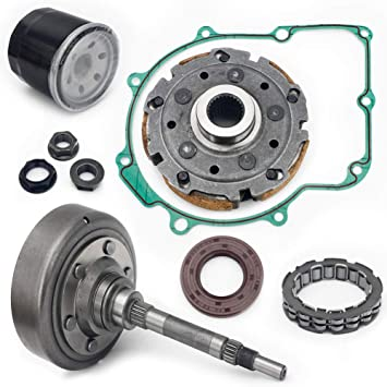 Drive Clutch Secondary Sheave Assembly for Yamaha Grizzly 700 2007-2017