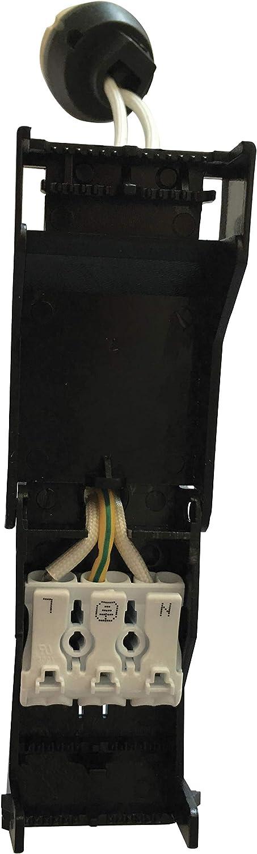 PRONETELEC Spot /à encastrer blanc IP65 RT2012 pour laine de verre souffl/ée 230V PAR16 GU10 LUMINIS 193BIS