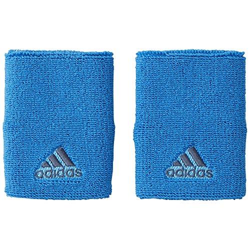 adidas Herren Tennis Schweißarmbänder, Shoblu/Minblu, One Size