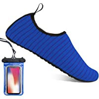 Bopika Barefoot Shoes Water Sports Shoes Quick-Dry Aqua Yoga Socks for Women Men Kids
