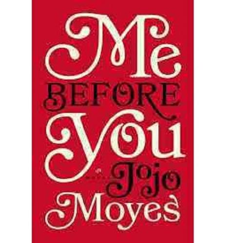 Me Before You JoJo Moyes product image