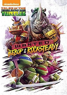 Tales of the Teenage Mutant Ninja Turtles: Wanted: Bebop & Rocksteady