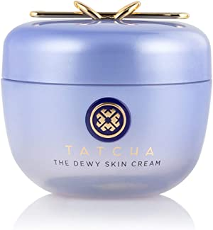 Tatcha The Dewy Skin Cream: Rich Cream to Hydrate, Plump and Protect Dry and Normal Skin - 50 ml   1.7 oz