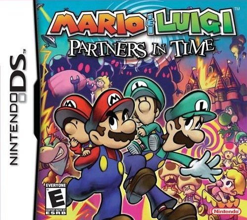 Mario & Luigi: Partners In Time by Nintendo