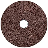 PFERD 48110 Combiclick Non-Woven Disc, Hard Type, 5'' Diameter, 9,650 RPM, Coarse Grit (Pack of 10)