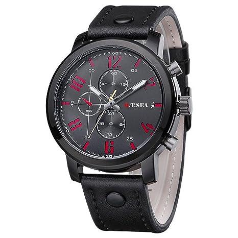 Relojes Hombre Digitales 💝💞 Yesmile Relojes Deportivos de Cuarzo para Hombres Calientes Relojes para Hombre